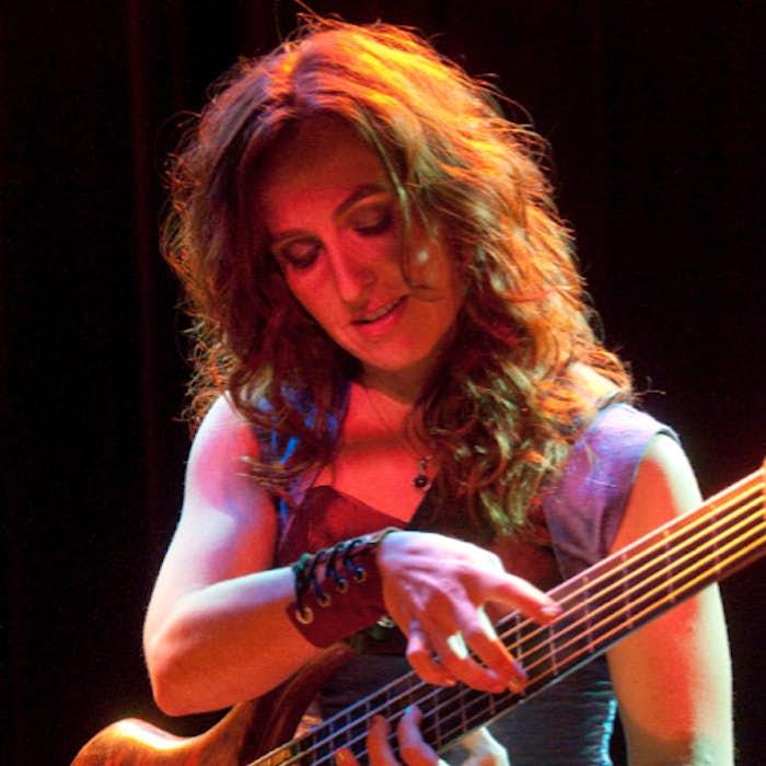 Ariane Cap's profile shot