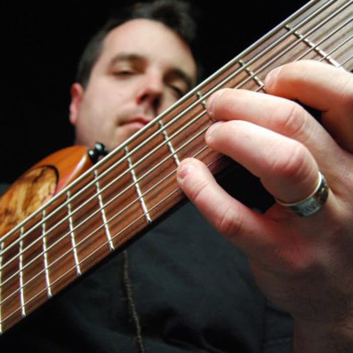 Damian Erskine's profile shot