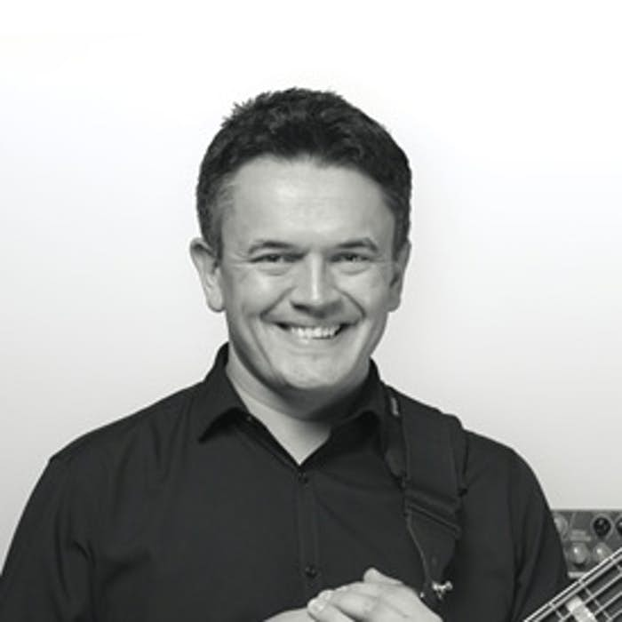 Phil Mann's profile shot