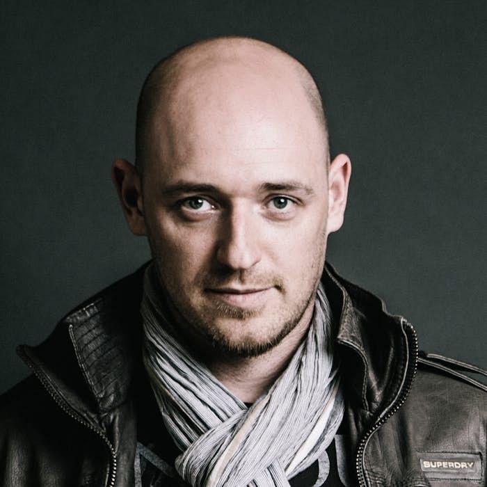 Scott Devine's profile shot