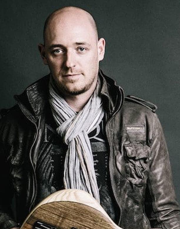 Scott Devine profile shot