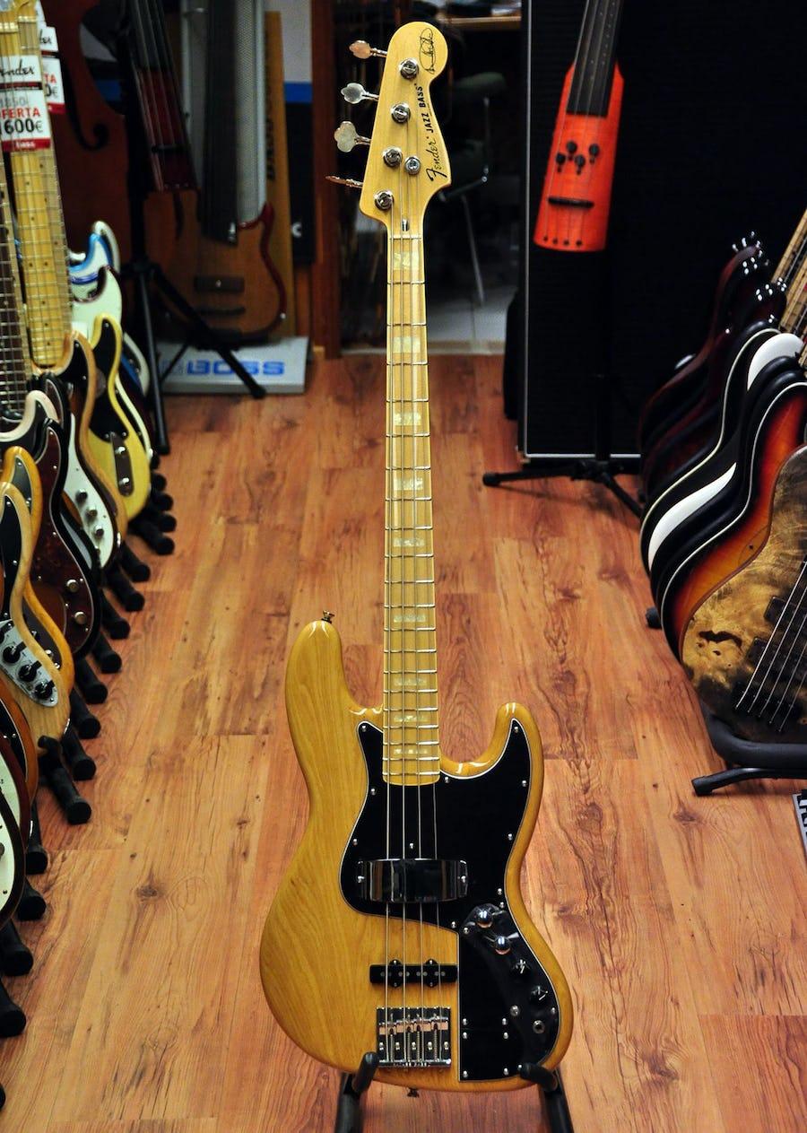 Marcus Miller Fender Signature Model