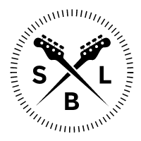 Scott's Bass Lessons logo