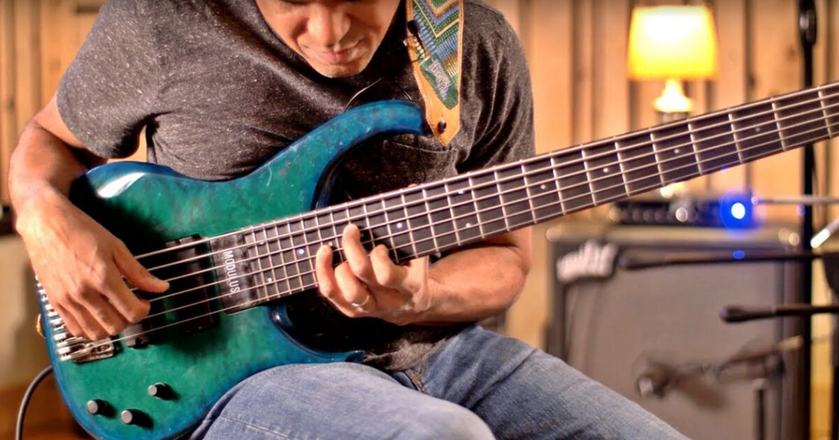 Advanced Chord Exercises For Bass With Oteil Burbridge The Sbl