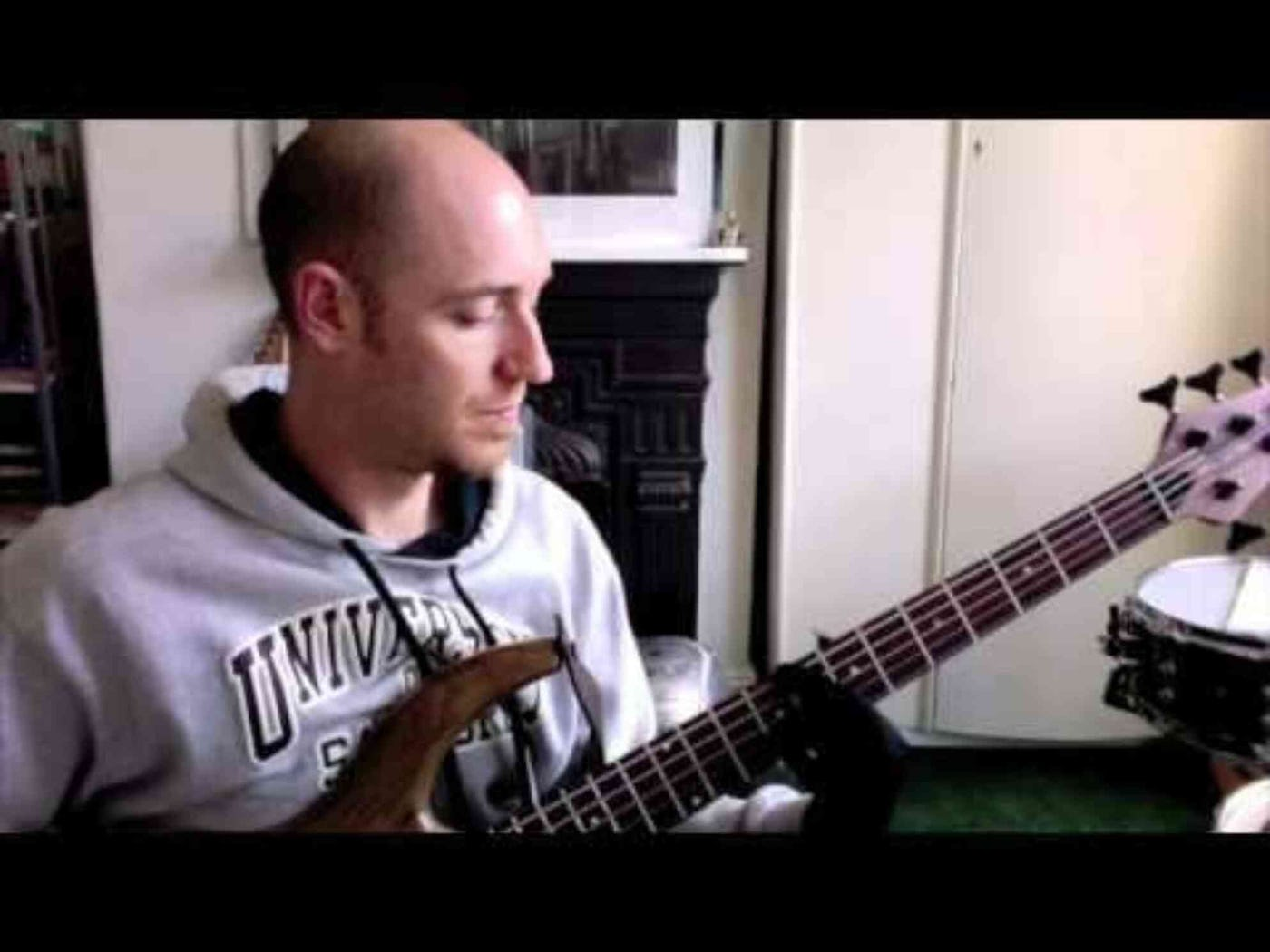 How to Practice Bass Scales (L#15-16) | Scotts Bass Lessons