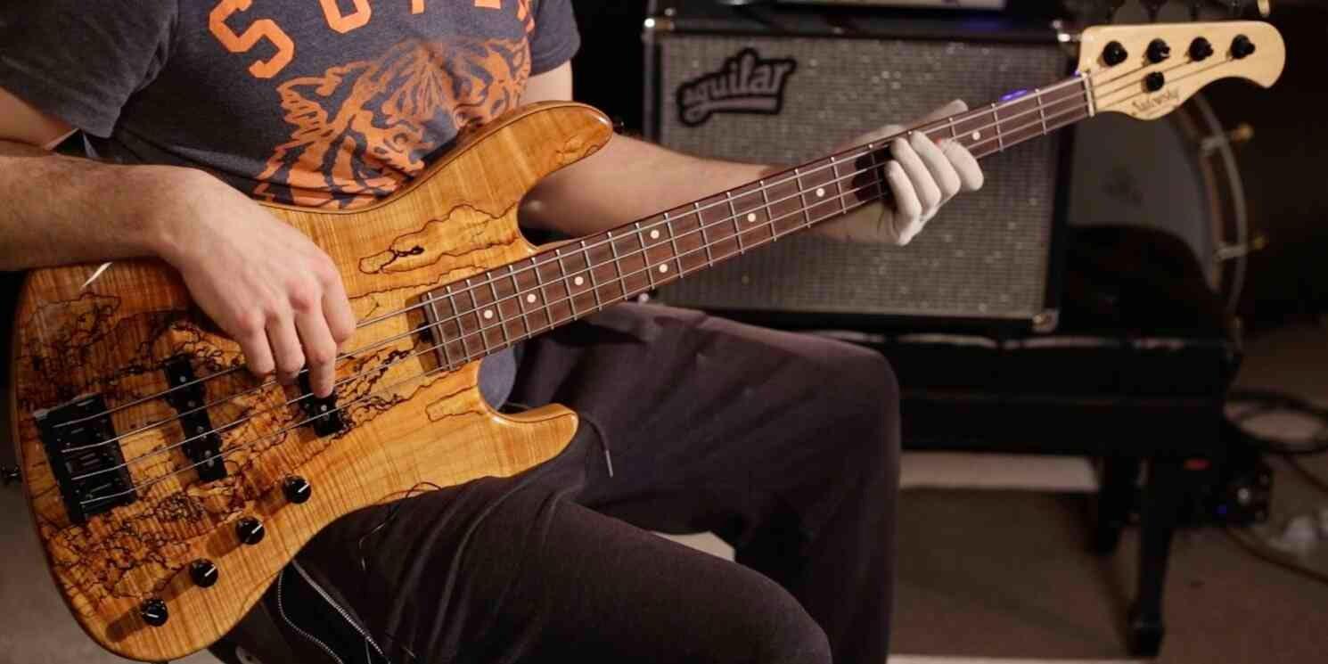 Courses | Scotts Bass Lessons