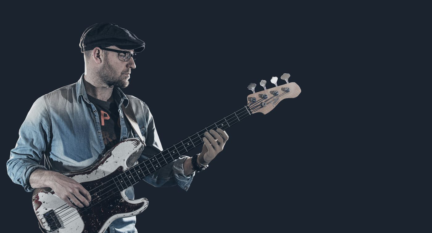Online Bass Guitar Lessons | Scott's Bass Lessons